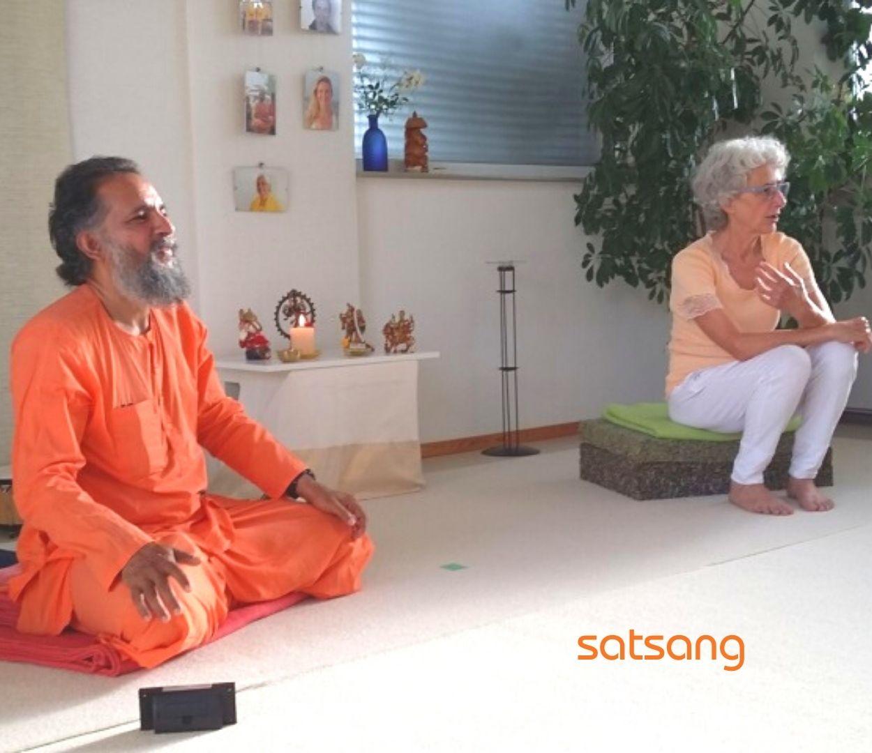 yoga tuttlingen satsang
